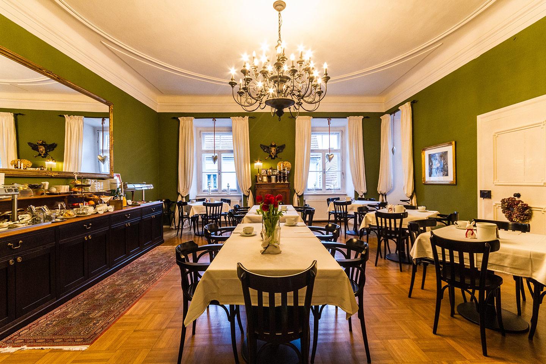Das Frühstück - Hotel Alter Gerichtshof, Hartberg